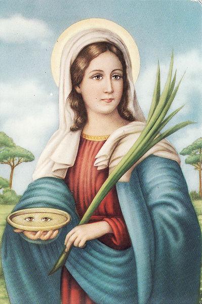 ¿Quién era Santa Lucía? (2/3)