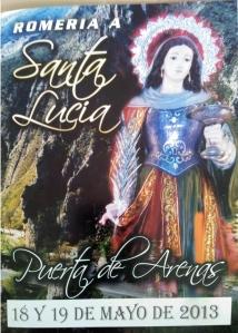 Romería Santa Lucía 2013-001