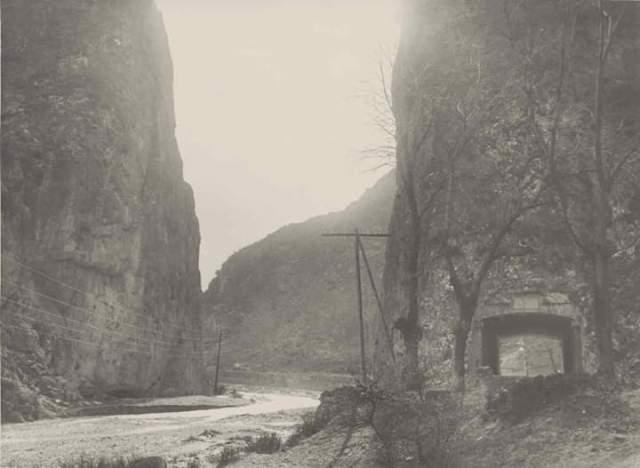 Puerta de Arenas. 1927.